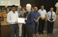 आईआईटी कानपुर के छात्र ने जीता क्षेत्रीय एबीलिंपिक्स-2018 सिल्वर मेडल