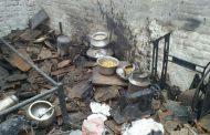 हमीरपुर : आग लगने से खाक हुए पांच घर, लाखों का नुकसान