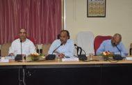 सदस्य रोलिंग स्टॉक, रेलवे बोर्ड ने निरीक्षण कर दिया निर्देश