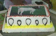 यहाँ बकरा नहीं बल्कि केक काटकर मनाया जा रहा हैं बकरीद ,  ईको-फ्रेंडली बकरीद .......