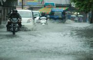 आठ जिलोें में भारी बारिश की चेतावनी