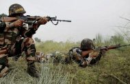 कुपवाड़ा जिले में सुरक्षाबलों के साथ मुठभेड़ में दो आतंकवादी मारे गये