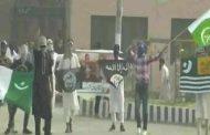जम्मू-कश्मीर में बकरीद पर जवानों पर पत्थरबाजी , लहराए गए पाकिस्तान और ISIS के झंडे !