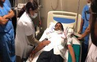 अनशन कर रहेपाटीदार नेता हार्दिक पटेल की तबियत बिगड़ी , हॉस्पिटल में भर्ती