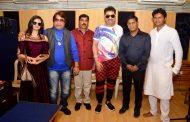 कुमार शानू ने गाया अजय सूर्यवंशी की फ़िल्म का गीत