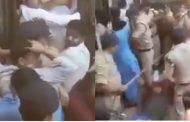 बिलासपुर में पुलिस ने की कांग्रेस कार्यकर्ताओं की जमकर पिटाई , video शेयर कर राहुल गांधी ने कहा ..........