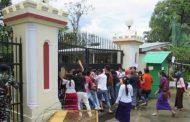मणिपुर यूनिवर्सिटी से 89 छात्रों सहित 6 शिक्षक गिरफ्तार