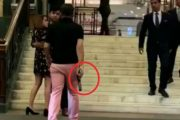 दिल्ली : होटल में पिस्तौल दिखाकर पूर्व BSP सांसद के बेटे ने किया हंगामा , लेडीज बाथरूम में घुसने......