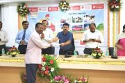 पालघर जिला : विश्व खाद्य दिवस के अवसर पर बड़ौदा किसान दिवस का आयोजन , किसानो को दी गई ......