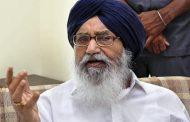 पंजाब के पूर्व मुख्यमंत्री बादल को मारने के लिए लूटी राइफलें , गिरफ्तार