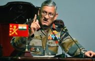 आर्मी चीफ ने पाकिस्तान को दिए सख्त संदेश , कहा- घुसपैठ रोके पाक वरना कोई भी एक्शन संभव