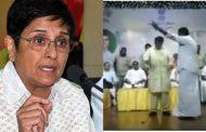 पुडुचेरी  : मंच पर ही राज्यपाल किरण बेदी और विधायक के बीच शुरू हो गई बहस !