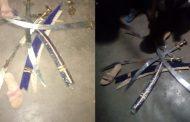पालघर जिला : पेप्सी को लेकर हुई तलवार बाजी , एक ही परिवार के पांच सदस्य घायल