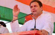 किसानों पर हुए लाठीचार्ज पर बोले राहुल गाँधी , किसान अपना दर्द भी नहीं सुना सकते .....