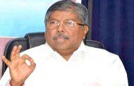 मराठा आरक्षण पर रिपोर्ट 15 नवंबर तक: चंद्रकांत पाटिल