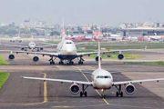 दिल्ली हवाई अड्डे पर एक रनवे बंद , किराये में 86 प्रतिशत तक बढ़ोतरी
