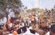 कुछ मिनटों में ही गिरा दी गई थी बाबरी मस्जिद , पढ़े अयोध्या विवाद की पूरी कहानी