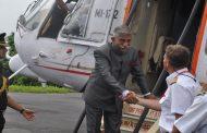 गर्भवती महिला की ख़राब हालत देख पसीजा राज्यपाल का दिल , अपने हेलीकॉप्टर से पहुंचाया अस्पताल