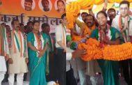 झारखंड के पूर्व मुख्यमंत्री मधु कोड़ा ने थामा कांग्रेस का 'हाथ'