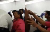 पायलट ने अपनी पहली उड़ान भरने से पहले छुए मां और दादी के पैर , दोस्त ने शेयर किया .......