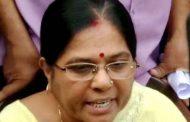 मुजफ्फरपुर बालिका गृह मामला: पूर्व मंत्री मंजू वर्मा के खिलाफ कोर्ट ने दिया कार्रवाई का आदेश