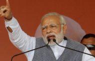 PM मोदी का विपक्ष पर निशाना , बोले -कुछ नेता मुंह खोलते हैं तो AK 47 की तरह झूठ निकलने लगता है