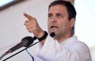 राहुल का विवादित बयान, अंग्रजों के आगे हाथ जोड़ रहे थे सावरकर