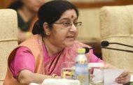 साढ़े चार साल में विदेशों में फंसे करीब दो लाख प्रवासियों को वापस भारत लाया गया : सुषमा स्वराज