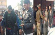 ''पाक की दीवानी'' ग्रामीणों ने जमकर की धुनाई, लिखवाना पड़ा भारी