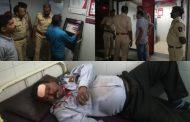 पालघर जिला : बेख़ौफ़ नकाबपोश लुटेरे सुरक्षाकर्मी को घायल करके एटीएम कैस वैन से 38 लाख लुटकर हुए फरार