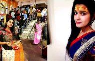 महाकाल के दरबार में कनक पांडेय ने टेका माथा, भोजपुरी सिनेमा की प्रगति के लिए किया प्रार्थना