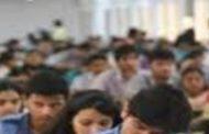 चाक-चौबंद सुरक्षा व्यवस्था के बीच शुरू हुई एसएससी परीक्षा, पालघर में भूकंप के साये में शुरू हुई परीक्षा, परीक्षार्थियों के लिए तंबू की व्यवस्था