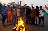 पालघर जिला : ''आतंकवादी विरोधी संगठन महाराष्ट्र'' ने शहीदों का बदला लेने की सरकार से की मांग