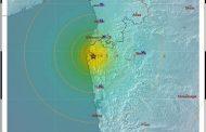 पालघर जिला : दिन में 6 भूकंप के झटको से फिर दहला दहानू ,तलासरी तहसील,जिला प्रशासन एलर्ट , NDRFकी टीम तैनात