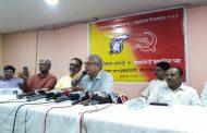 Palghar :: बविआ और सीपीएम ने गुलाल खेलकर बीजेपी ,शिवसेना गठबंधन के खिलाफ ठोका ताल , सीपीएम से गावित लड़ेंगे चुनाव