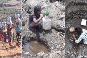 पालघर जिला में पानी के लिए मचा हाहाकार ,पानी के लिए दर दर भटकने को लोग मजबूर