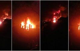 Palghar Jila : वसई में आग लगने से तीन कंपनिया जल कर हुई खाक ,10 घंटे में 6 दमकल गाड़ियों ने आग पर पाया काबू