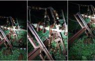 पालघर जिला : मोखाडा और जव्हार तहसील में 33 हजार केव्ही बिजली की सप्लाई हुई खंडित , 38 हजार से ज्यादा लोग अंधेरे में