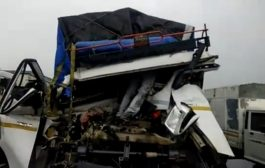 पालघर जिला :  टैम्पो और ट्रक आपस मे भीड़े, सड़क पर घंटो तड़पता रहा घायल टैम्पो चालक, नहीं पहुंची IRB की एम्बुलेंस