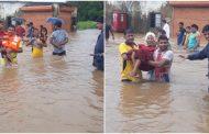 पालघर जिला : दर्जनों गाँव में घुसा नदीयो के बाढ़ का पानी , बचाव कार्य के लिए NDRF ,कोस्गार्ड और हेलिकप्टर की ली जारही है मद्दत