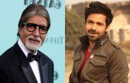 मिस्ट्री-थ्रिलर फिल्म में एक साथ दिखेंगे अमिताभ बच्चन और इमरान हाशमी