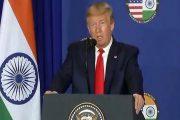 डोनल्ड ट्रंप की प्रेस कॉन्फ्रेंस : कहा- पाकिस्तान पर बनाएंगे दबाव, CAA को बताया भारत का अंदरुनी मामला