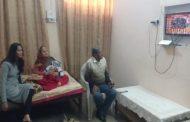 दिल्ली में आप की जीत पर केजरीवाल के पैतृक गांव में खुशी