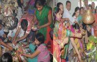 छत्तीसगढ़ : महाशिवरात्रि पर रुद्रेश्वर महादेव मंदिर में श्रद्धालुओं ने की भगवान भोलेनाथ की पूजा