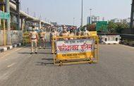 पूरी तरह सील हुआ फरीदाबाद-दिल्ली बॉर्डर