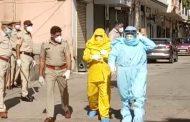 हरियाणा में कोरोना से पहली मौत, अंबाला टिंबर मार्केट सील