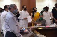 विधानपरिषद चुनाव : मुख्यमंत्री ठाकरे और महाविकास आघाड़ी के 5 उम्मीदवारों ने भरा नामांकन