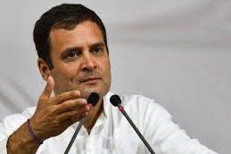 बैंक और उद्योगों की खस्ता हालत को लेकर राहुल ने भाजपा पर साधा निशाना