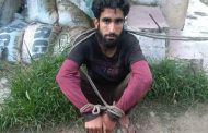 शोपियां से लश्कर-ए-तैयबा का एक आतंकी गिरफ्तार, हथियार व गोला-बारूद बरामद