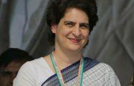 प्रियंका ने पत्र लिखकर योगी आदित्यनाथ से की कानून व्यवस्था सुधारने की अपील